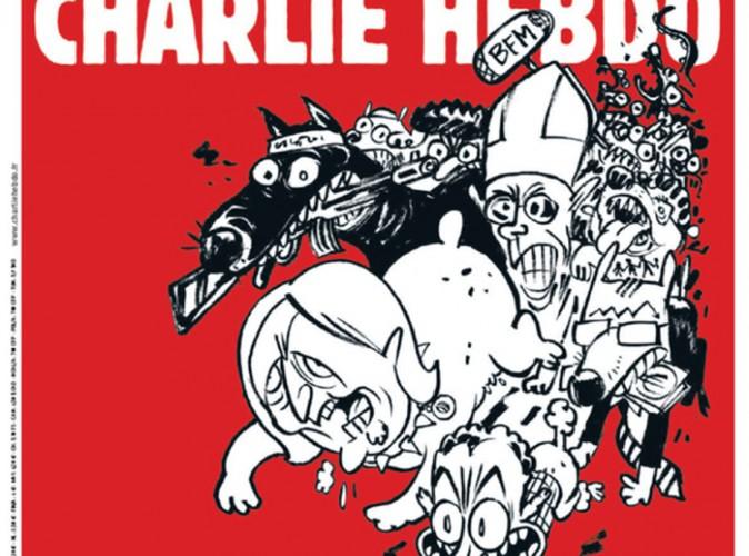 """Charlie Hebdo : """"C'est reparti !"""", découvrez la couverture du prochain numéro !"""