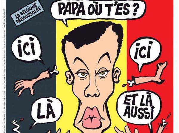 Charlie Hebdo : la famille de Stromae sous le choc...