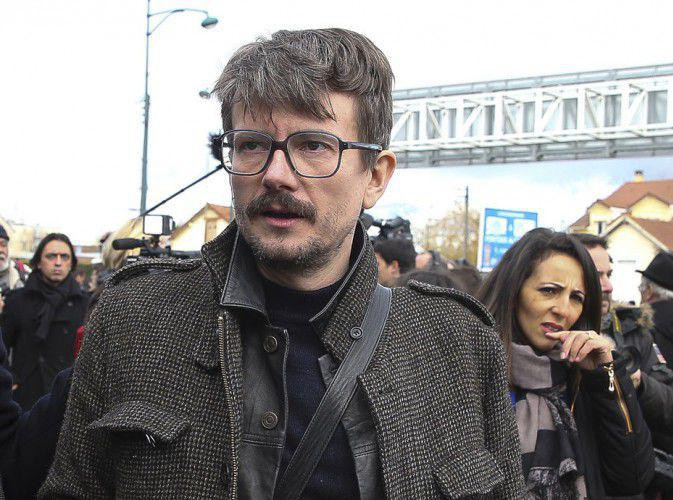 Charlie Hebdo : Luz s'en va la semaine prochaine !