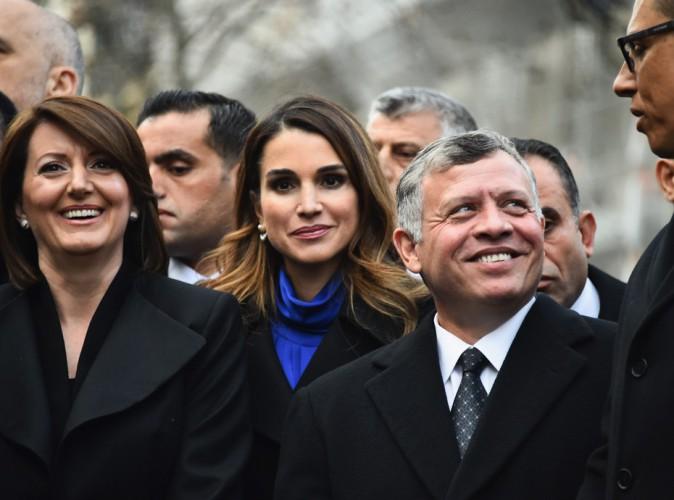 """Charlie Hebdo : Reine Rania de Jordanie : """"La foi n'est certainement pas opposée à la démocratie !"""""""