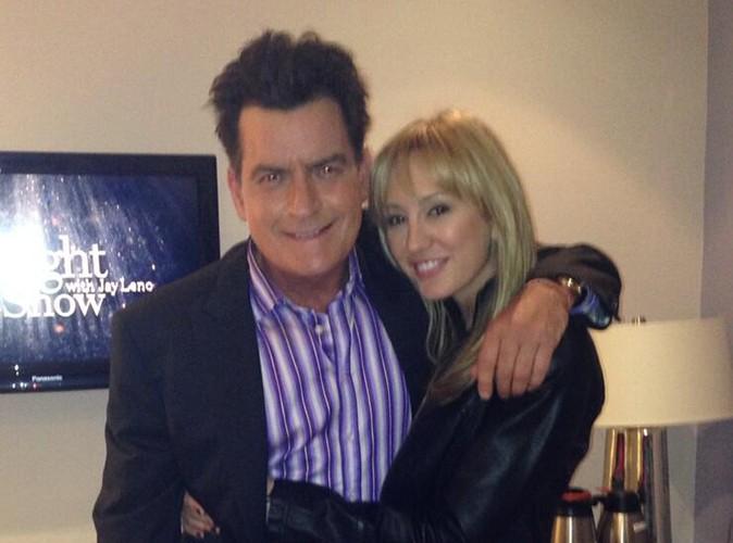 Charlie Sheen : fiancé à sa star du porno, Brett Rossi !
