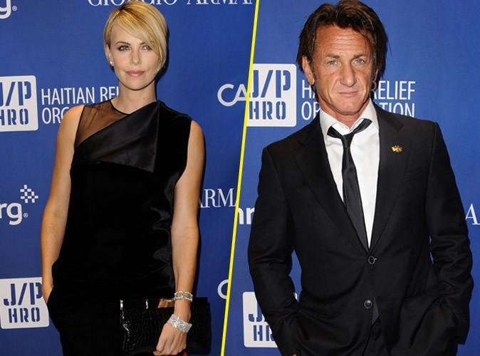 Charlize Theron : avec Sean Penn c'est du sérieux, la preuve !
