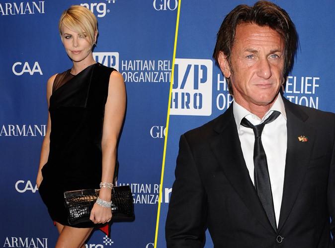 Charlize Theron et Sean Penn : ils ont officialisé ce week-end !