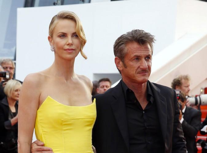 """Charlize Theron et Sean Penn : """"Nous rendons nos vies meilleures"""" !"""