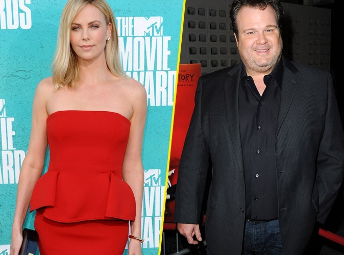 Charlize Theron : son couple improbable avec Eric Stonestreet de Modern Family !