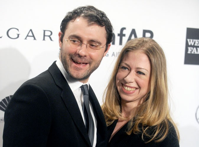 Chelsea Clinton : la fille de Bill et Hillary Clinton attend son premier enfant !