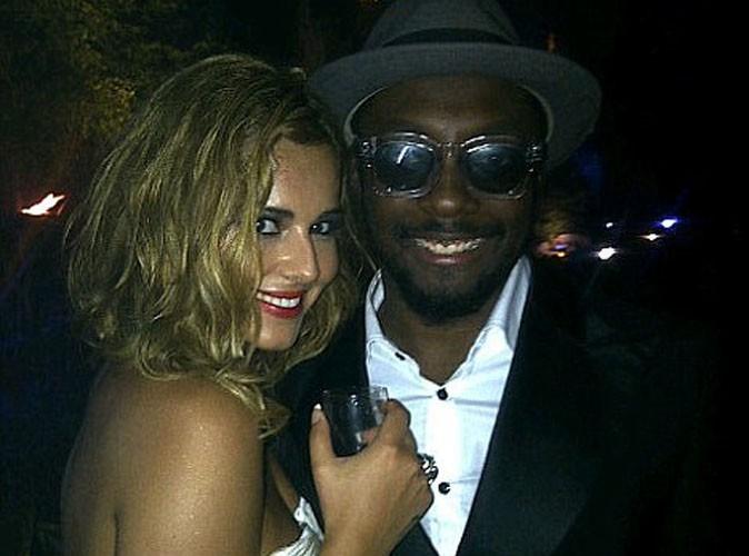 Cheryl Cole : elle ne se morfond pas et s'éclate même à Cannes avec Will.i.am des Black Eyed Peas !