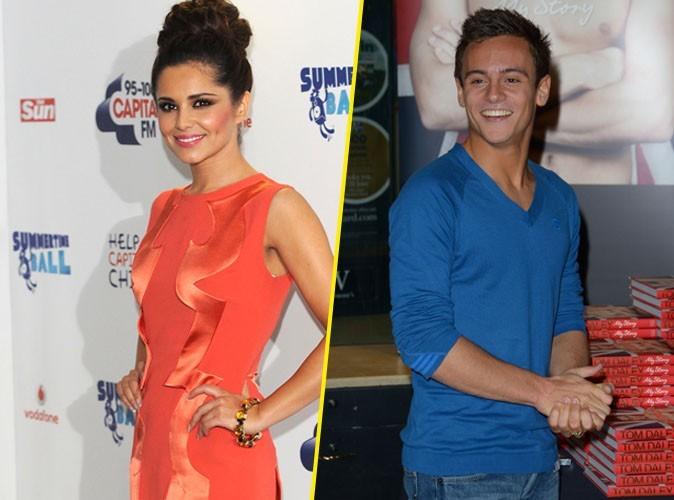 Cheryl Cole passe à la vitesse supérieure avec le hot boy des JO, Tom Daley !