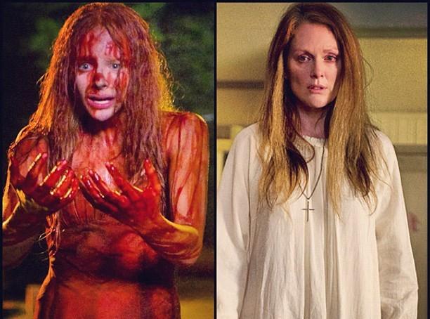 Chloë Moretz : découvrez les premières images de Carrie !