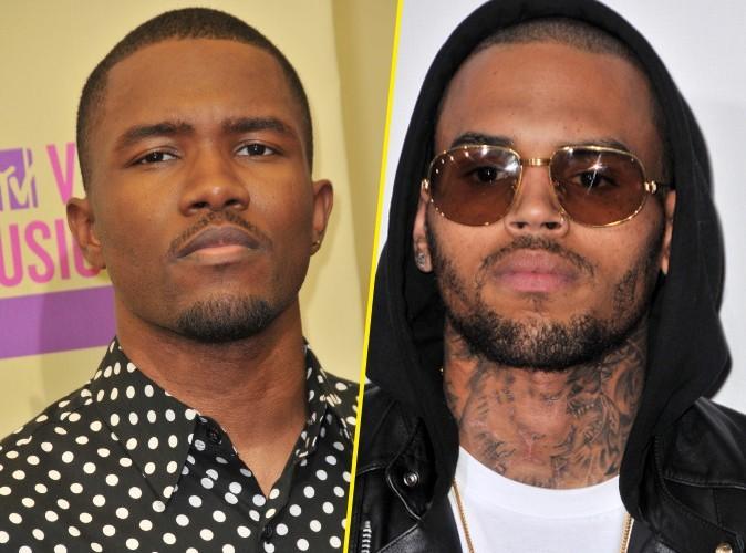 Chris Brown : d'après le manager de Frank Ocean, il s'agissait d'une embuscade !