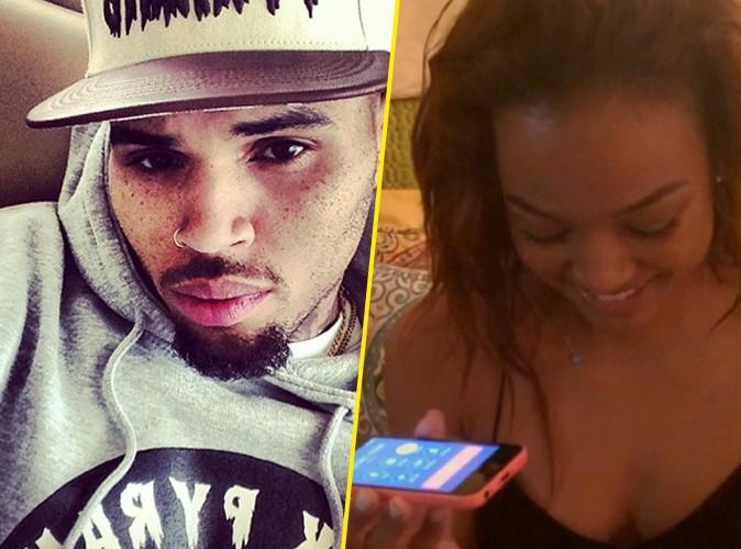 """Chris Brown : derrière les barreaux, il passe un coup de fil à Karrueche Tran et lui lâche un """"je t'aime"""" !"""