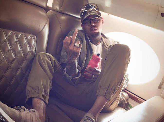 "Chris Brown : "" Drake fait le canard avec Rihanna """