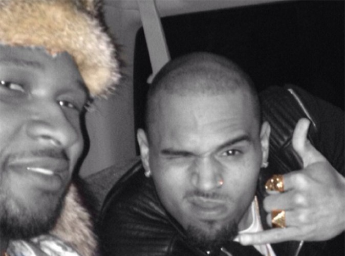 Chris Brown : en featuring avec Usher ?