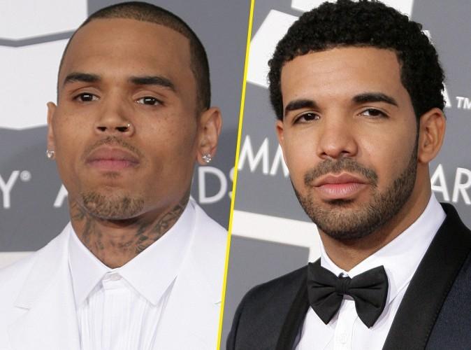 Chris Brown et Drake : ils portent plainte l'un contre l'autre !