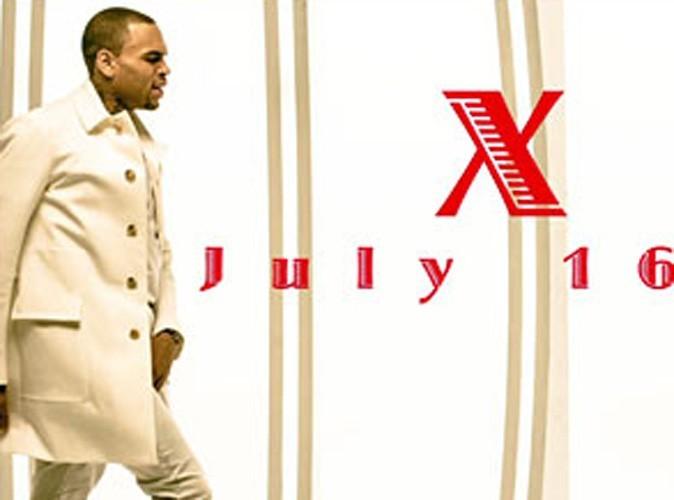 """Chris Brown : il dévoile """"I Can't Win"""" avant la sortie de son nouvel album le 16 juillet prochain !"""