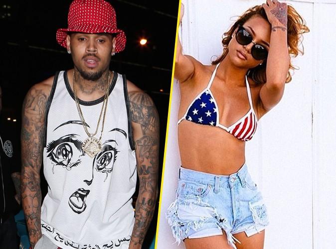 Chris Brown : il sème le doute sur sa relation avec Karrueche Tran en postant une photo sexy sur Instagram !