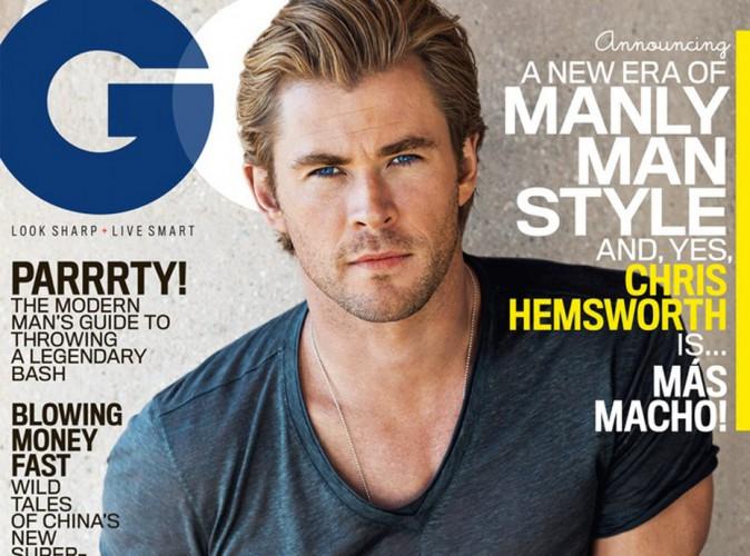 Chris Hemsworth : il tacle les ex de son frère Liam… Miley Cyrus visée ?