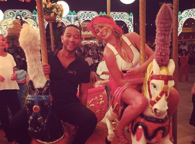 Chrissy Teigen : Prête à fonder une famille avec John Legend !