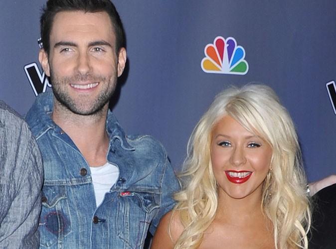 Christina Aguilera : elle met la honte à Adam Levine !