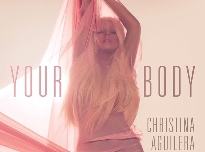 Christina Aguilera : elle tweete la pochette de son nouveau single !