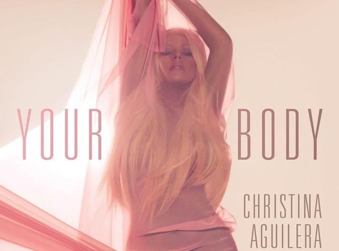 Christina Aguilera : elle tweete la pochette de son nouveau single !