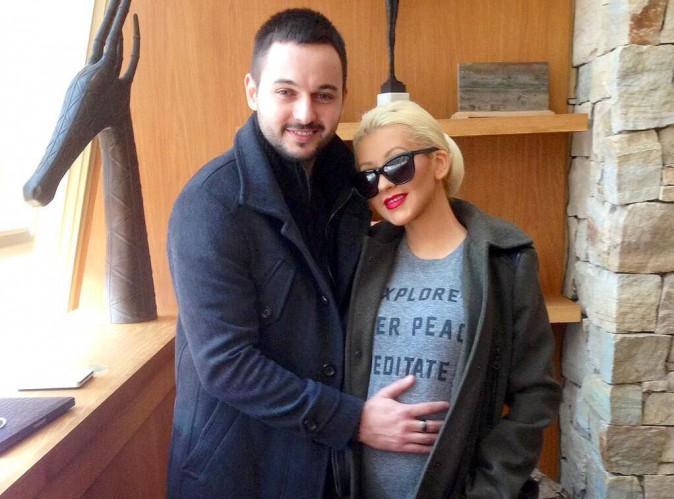 Christina Aguilera : un discret baby-bump à l'horizon !