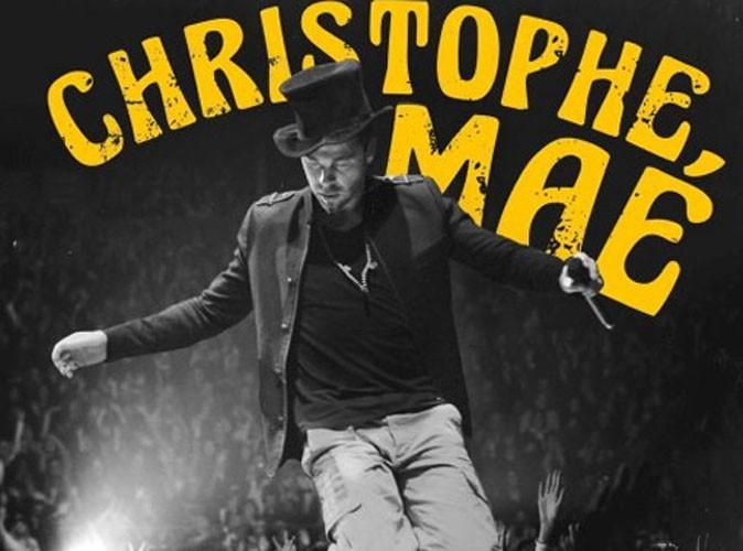 Christophe Maé : son titre inédit, Un peu de blues !
