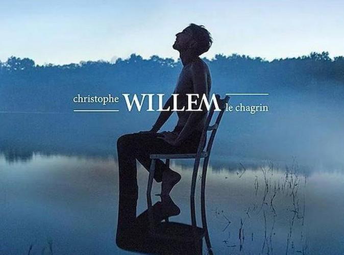 """Christophe Willem : il signe son grand retour avec """"Le Chagrin""""... Sa ballade écrite par Carla Bruni !"""