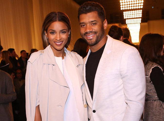 Ciara : elle s'est fiancée à Russell Wilson !