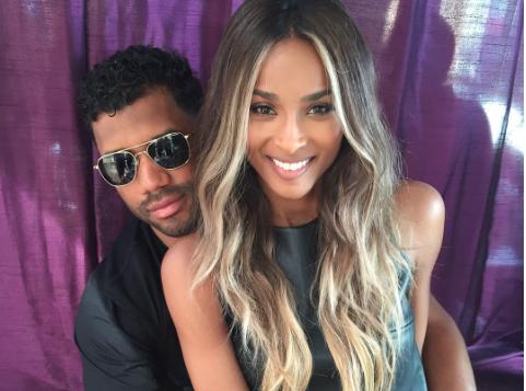 Ciara et Russell Wilson officiellement mariés : Découvrez les premières photos !