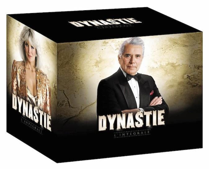 Dynastie, coffret intégral des saisons 1 à 9 Paramount. 99,99 €
