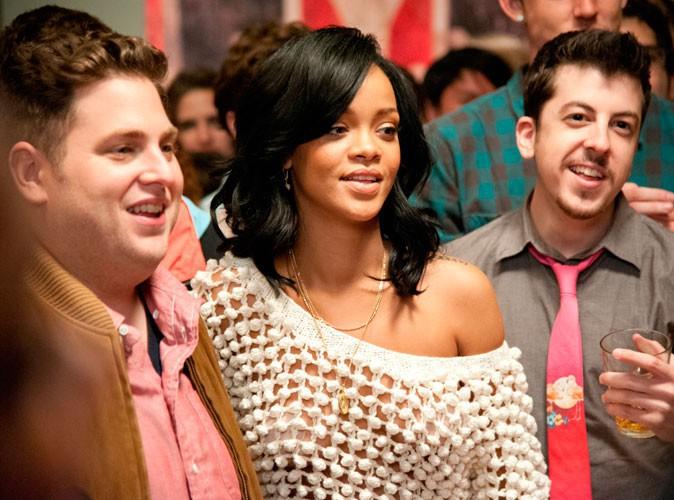 """Cinéma : Rihanna : elle meurt dans """"C'est la fin"""", le film parodique qui sort demain !"""