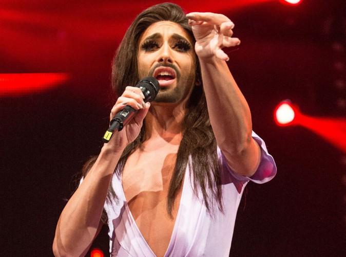 Conchita Wurst : la gagnante de l'Eurovision arrive au Crazy Horse !