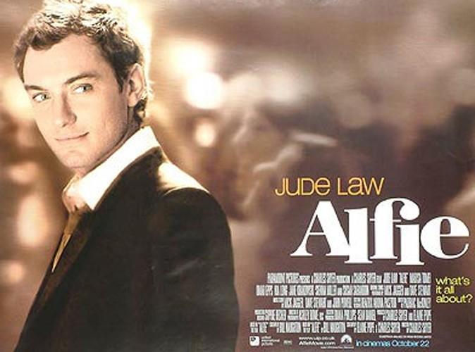 Conseil télé : suivez le guide : Public vous conseille ce soir Irrésistible Alfie  avec Jude Law !