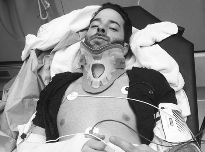 """Corey Sligh : l'acteur des """"Feux de l'amour"""" violemment agressé !"""