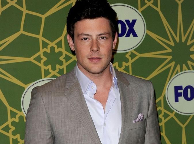 Cory Monteith : sage dans Glee, moins dans la vraie vie !