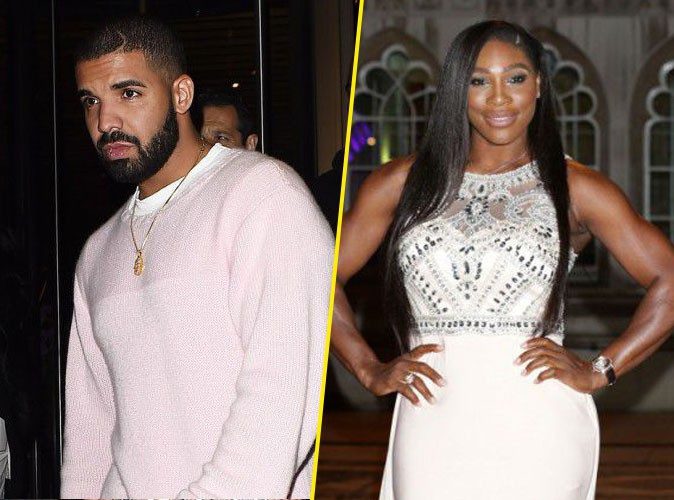 Couple alert : Drake et Serena Williams grillés en plein rdv nocturne !
