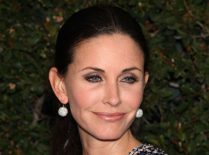 Courteney Cox : elle approuve la relation de Jennifer Aniston !