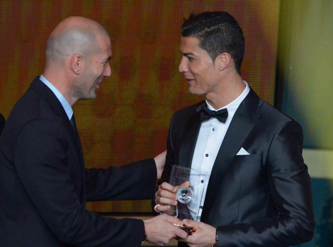 Cristiano Ronaldo : ce qu'il pense de Zizou !