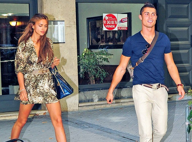 Cristiano Ronaldo et Irina Shayk : Pause tendresse à Madrid avant la défaite du Real face à Saragosse !