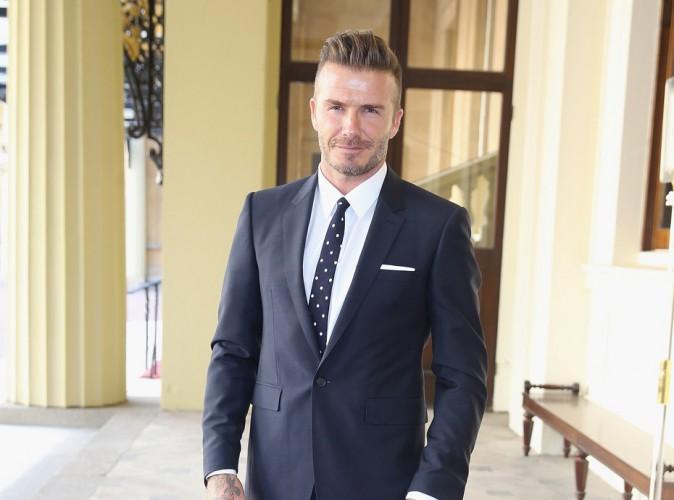 Critiqué à propos de l'éducation de sa fille, David Beckham passe à l'attaque !