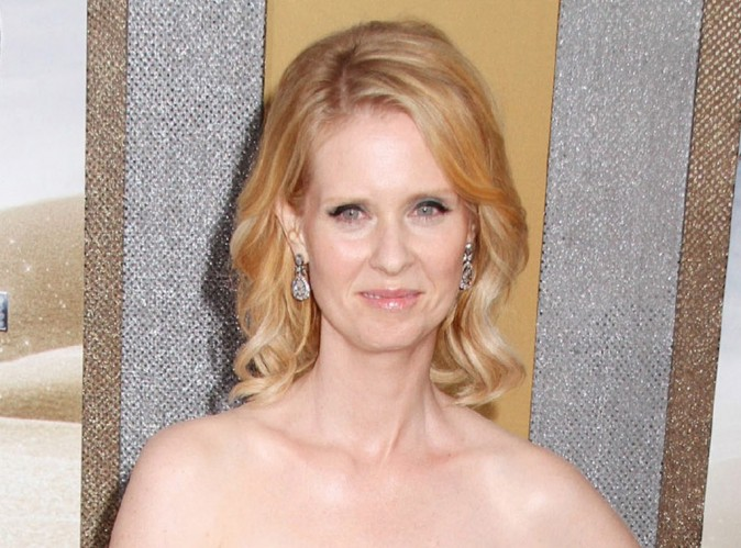 Cynthia Nixon de Sex and the City est maman !