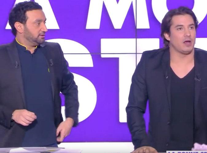 "Cyril Hanouna tacle Jérémy Ferrari : ""Il devrait fermer sa gueule"""