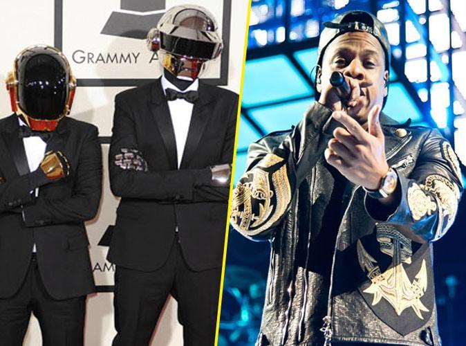 """Daft Punk et Jay Z : une collaboration inattendue vient d'être dévoilée... Ecoutez """"Computerized"""" !"""