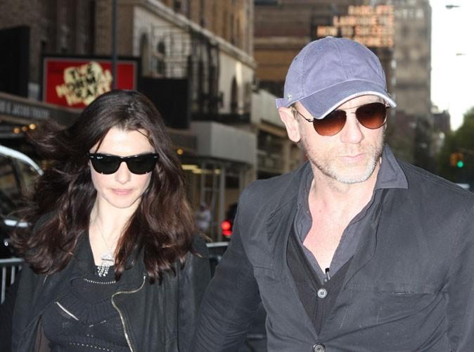 Daniel Craig : l'agent 007 a épousé Rachel Weisz en secret !