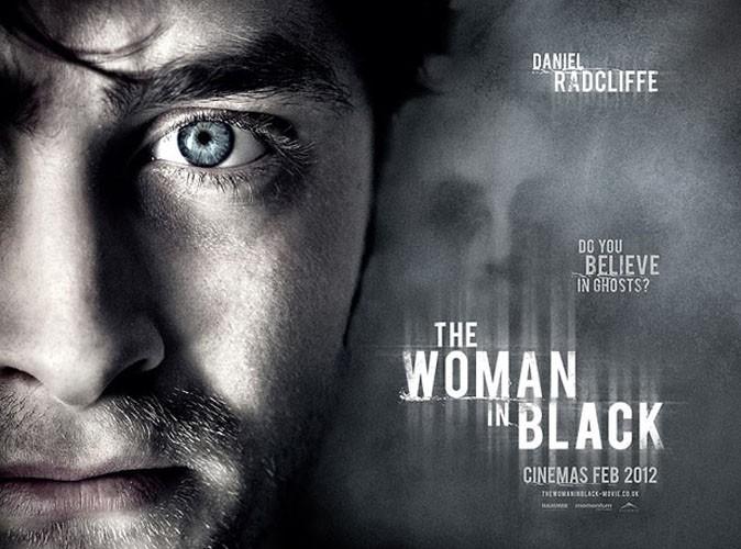 Daniel Radcliffe à la recherde de la femme en noir...