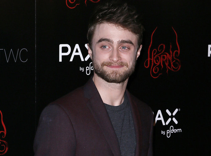 Daniel Radcliffe : Harry Potter responsable de son alcoolisme !