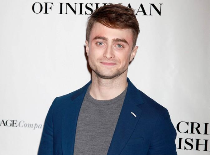 """Daniel Radcliffe : """"Le sexe ? Je préfère ça lorsque je suis sobre !"""""""