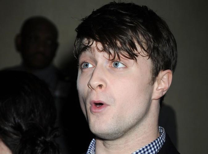 Daniel Radcliffe : trop émotif, il annule son spectacle !