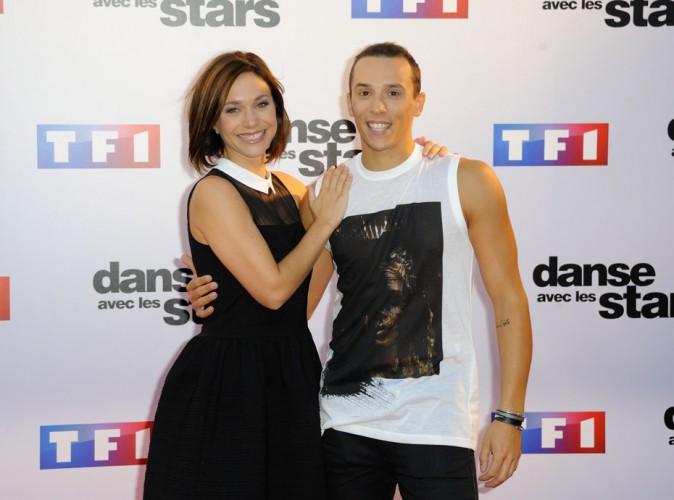 Danse avec les stars 5 : Nathalie P�chalat et Gr�goire Lyonnet :